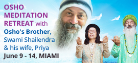 Shailendra - Eternal Awareness Retreat in Miami, Florida June 9-14, 2020