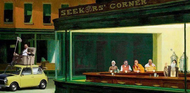 The Seeker's Corner