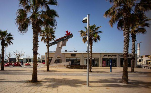 025 Tel Aviv in Time of Corona.-9