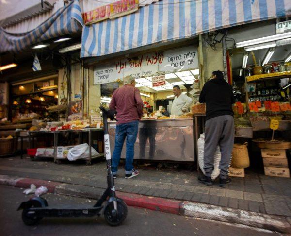 070 Tel Aviv in Time of Corona1
