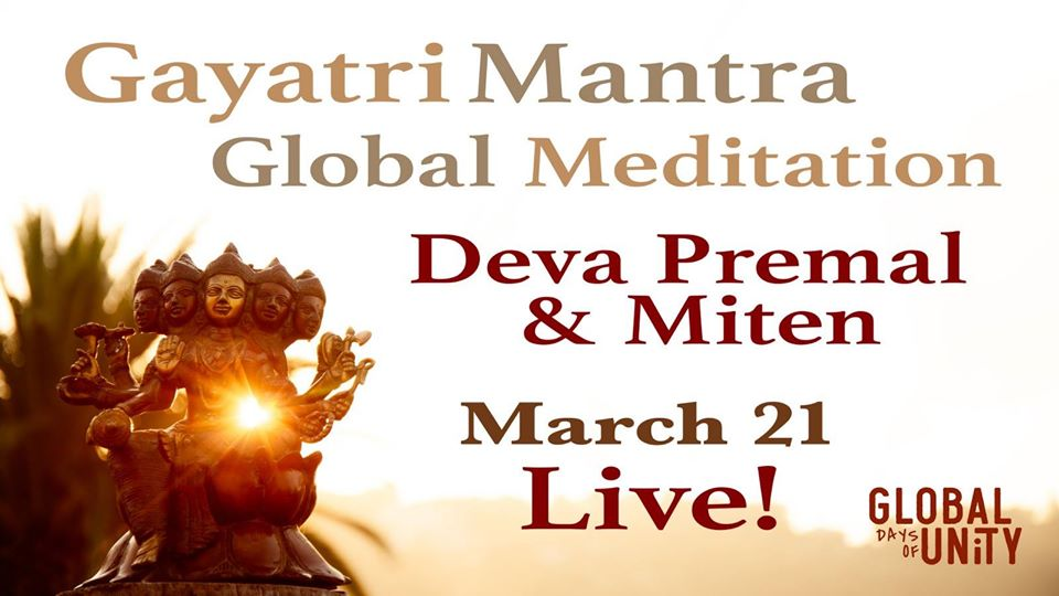 Gayatri Mantra Global Meditation