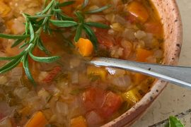 Greek Lentil-Soup