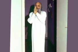 Osho darshan entering Chuang Tzu F