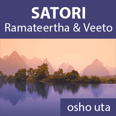 Satori with Ramateertha and Veeto at UTA, 10-16 October 2020