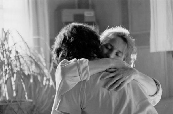 April 1990, in love