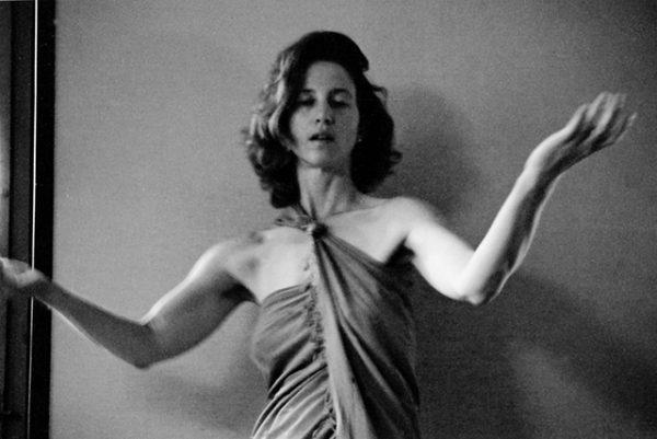 July 1990, dancing