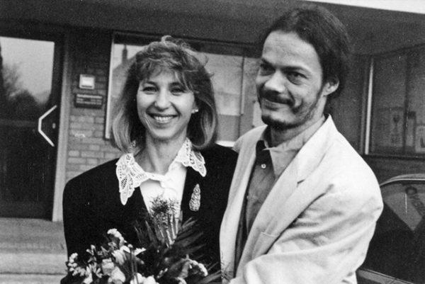 February 1992, marriage