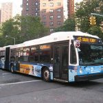 Bus in New York