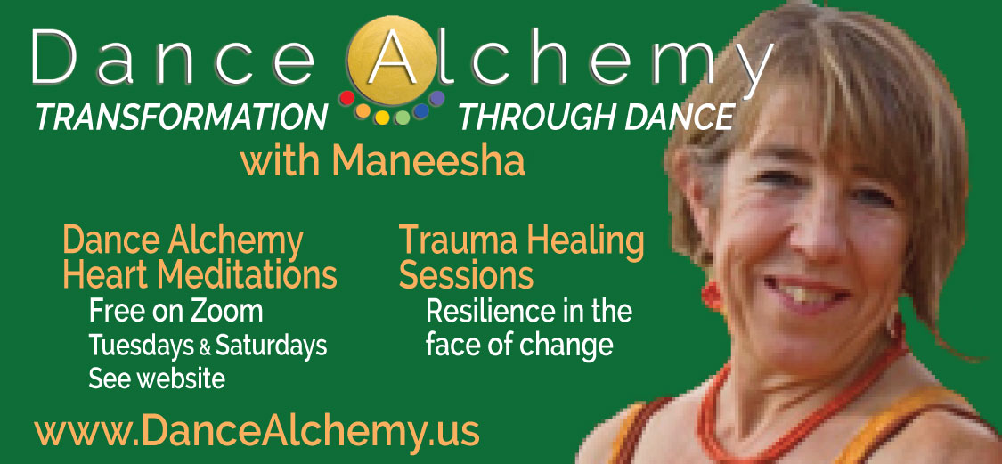 Heart Meditations and Trauma Healing with Maneesha