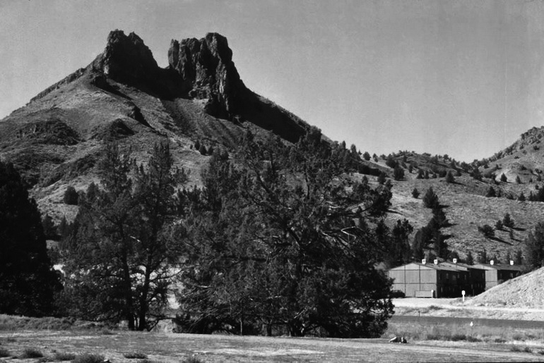 Crags at Rajneeshpuram