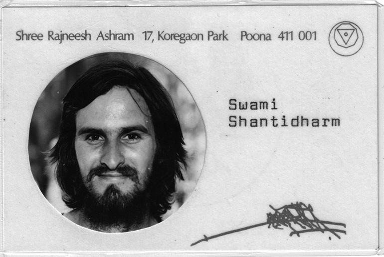 Sannyas card