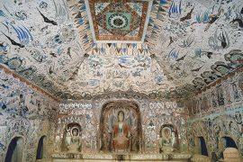 Image of Mogao Library Cave