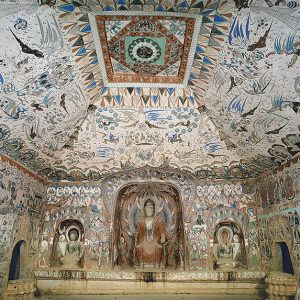 The ten thousand buddhas: The Mogao Caves