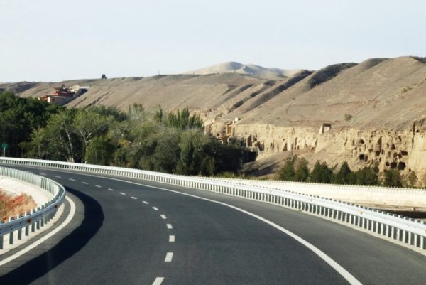 On the road to the Mogao Caves