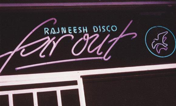 Far-out Disco logo in Berlin