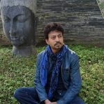 Irrfan Khan at the Osho Meditation Resort