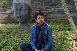 Irrfan Khan at the Osho Meditation Resort