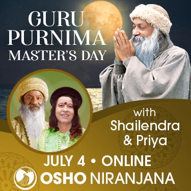 Online Master's Day with Shailendra, 4/5 June