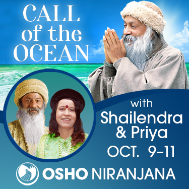 Shailendra&Priya - Call of the Ocean, 9-11 October 2020