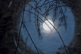 The Blue Moon by Pratiksha Apurv