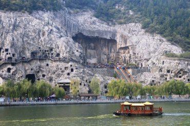 Longmen Caves Louyang
