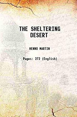 Book cover The Sheltering Desert