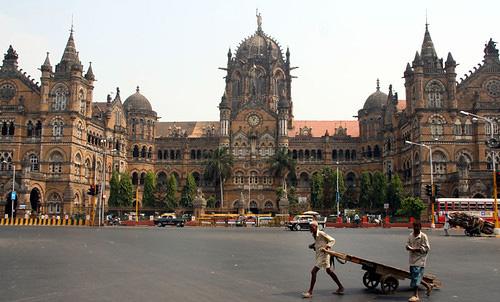 Victoria Station Bombay