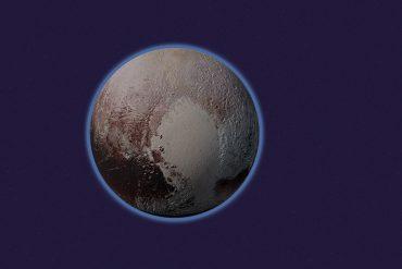 Pluto cr NASA