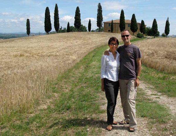 In Tuscany, Italy
