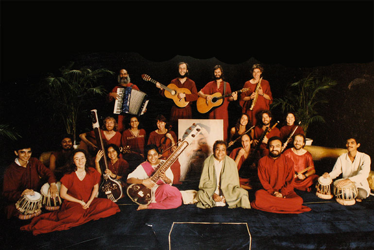 Band in Pune, 1989