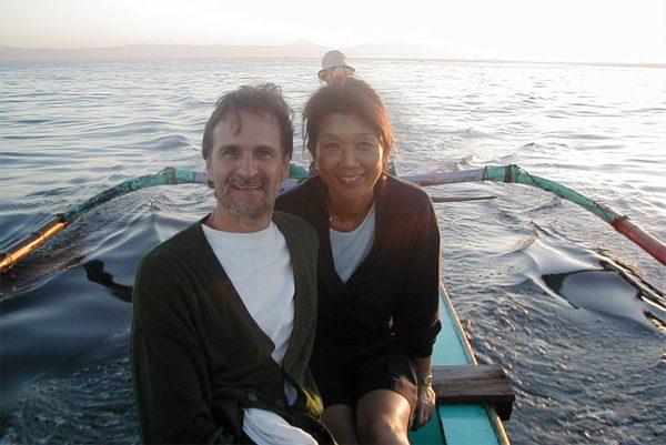 Bali sunrise, 2000
