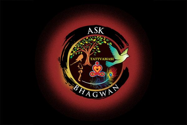 Ask Bhagwan logo