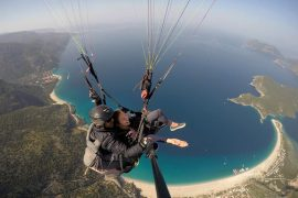 Ayna paragliding