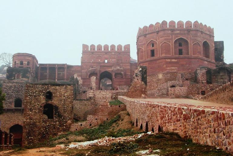 Fateh-pur Sikri ruins