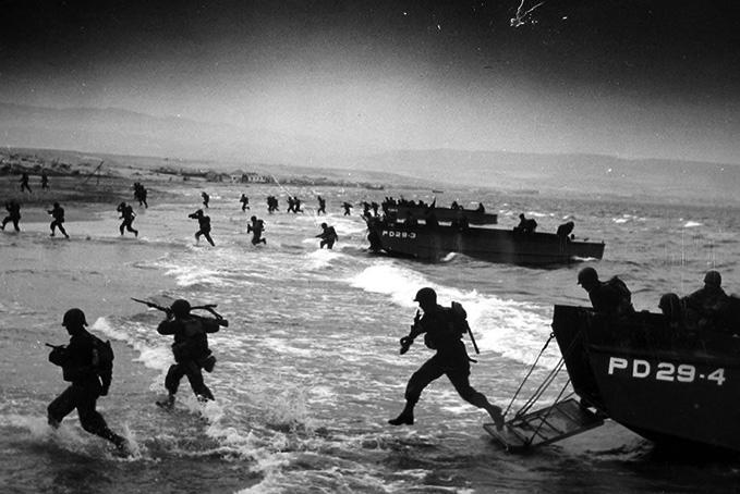 Normandy landing 1944