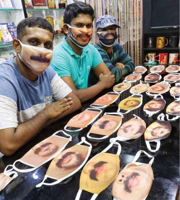 custom-made masks