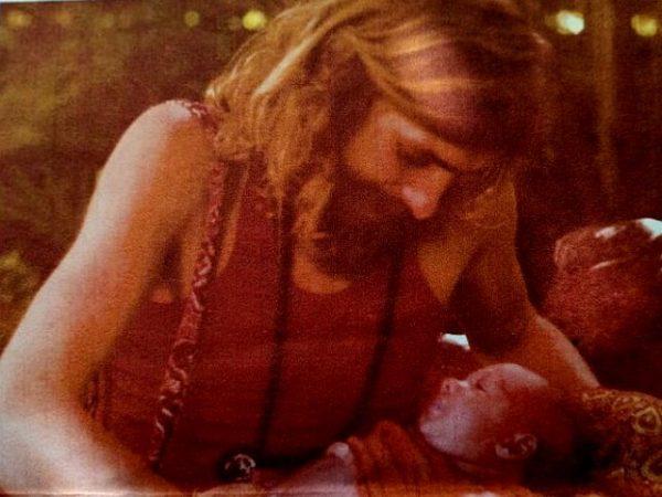 000 Baby purnam Geburt in poona