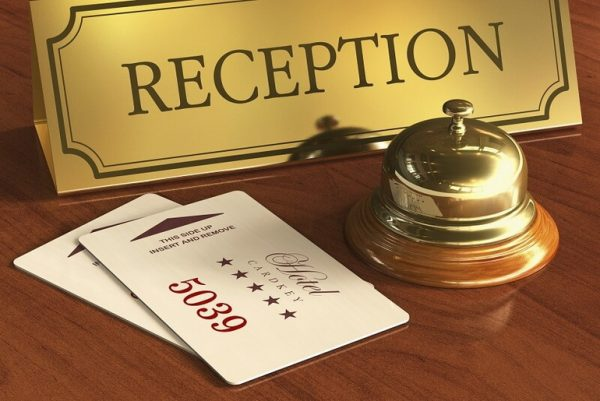Hotel card key