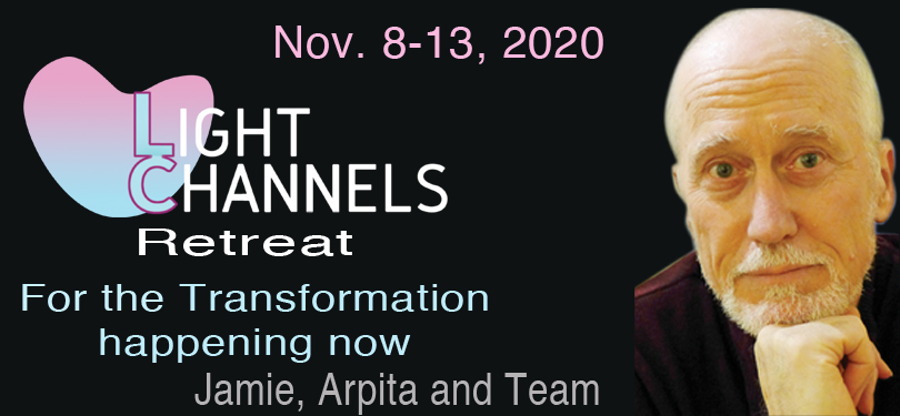Light Channels Retreats with Jamie, Arpita and Team 8-13 November 2020