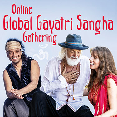Online Global Gayatri Sangha Gathering