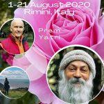 Osho Mystic Rose with Yatri