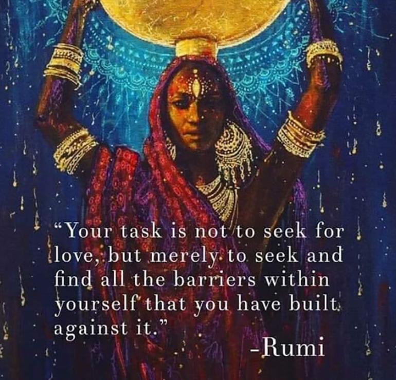 Poem by Rumi