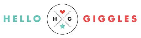 Hello Giggles logo
