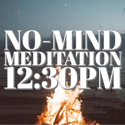 No Mind with Osho Nirvana