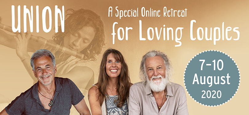 Union - A special Online Retreat for Loving Couples