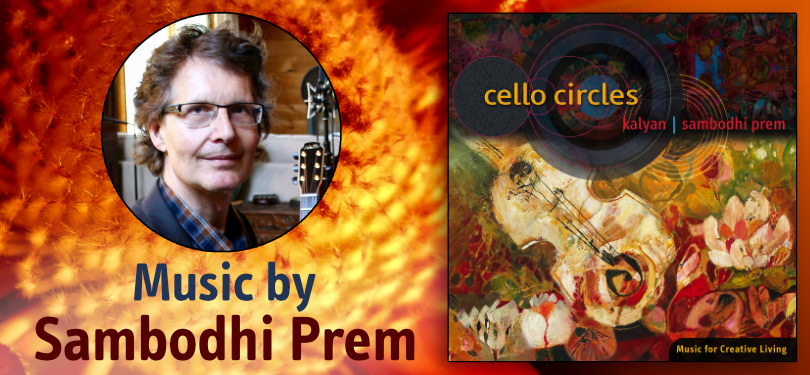 Cello Circles by Kalyan and Sambodhi Prem