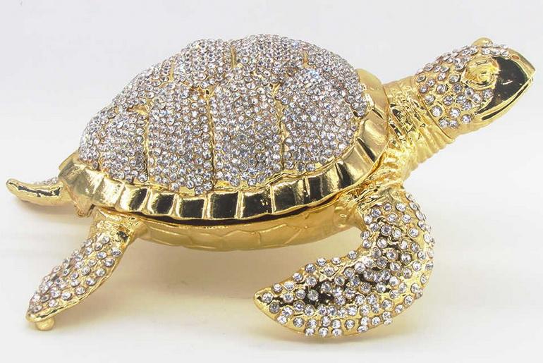 Gold Tortoise