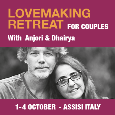 Lovemaking Retreat for Couples with Anjori and Dhairya - 1-4 October