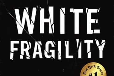 White Fragility, Book cover