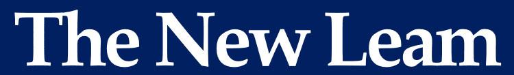 The New Leam logo
